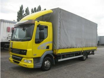 Curtainsider truck  DAF - LF 45.210 4x2