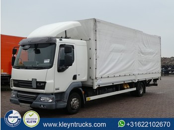 Curtainsider truck DAF LF 45.220: picture 1