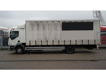 Curtainsider truck DAF LF 55.220 CURTAINSIDE 433.000KM