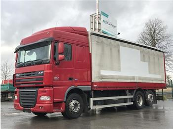 DAF - XF 105 460 6x2 Space Cab - curtainsider truck