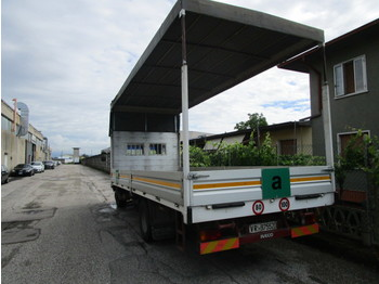 IVECO 109.14 - curtainsider truck