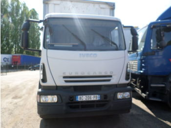 Curtainsider truck IVECO 190EL28