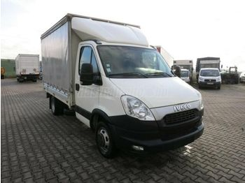 IVECO DAILY 35 C 21 P+P - curtainsider truck