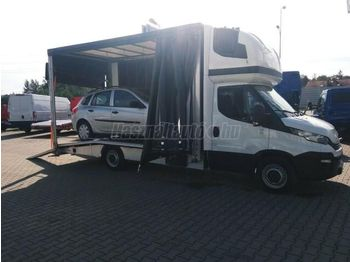 IVECO DAILY 35 S 18 - curtainsider truck
