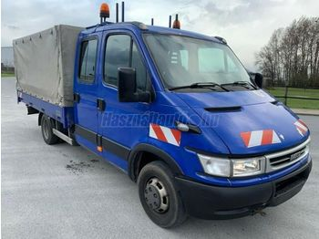 IVECO DAILY 50 C 14 DOKA P+P - curtainsider truck