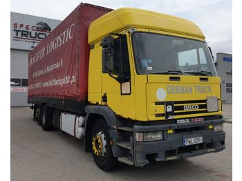 IVECO Eurotech 240E420 - curtainsider truck