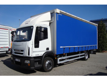 IVECO ML120E22P Eurocargo EEV E5 (Tauliner) - curtainsider truck