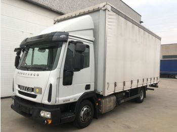 Curtainsider truck IVECO ML 80E19 EURO 6