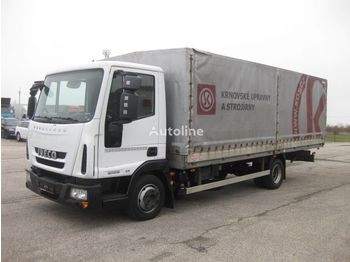 IVECO ML 90E18 Eurocargo 4x2 - curtainsider truck