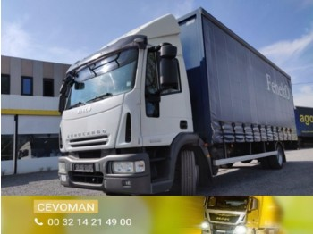 Curtainsider truck Iveco 120E22 Euro5