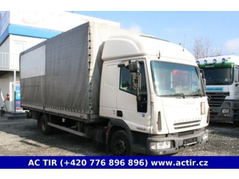 Curtainsider truck Iveco 120EL21 ANALOG TACHO