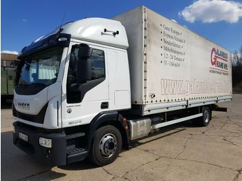 Iveco 120S25  - curtainsider truck