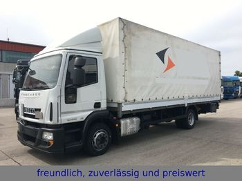 Iveco * 120 E25 * PR.PL * EURO 6 * LBW 1,5 TON *1.HAND  - curtainsider truck