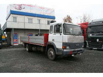 Curtainsider truck Iveco 135-14,MANUAL
