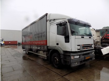 Iveco 190E31 - curtainsider truck