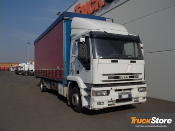 Curtainsider truck Iveco 190E31