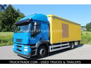 Curtainsider truck Iveco 190S36 Stralis