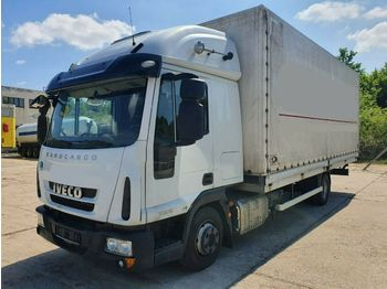 Iveco 75E19  - curtainsider truck
