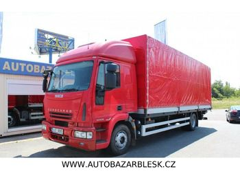 Curtainsider truck Iveco EUROCARGO ML120E28