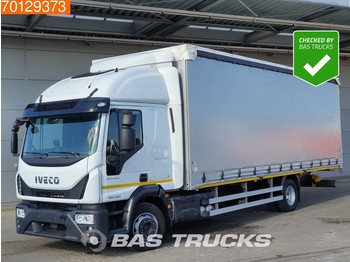 Iveco EuroCargo 120E25 4X2 Automatic ACC - curtainsider truck