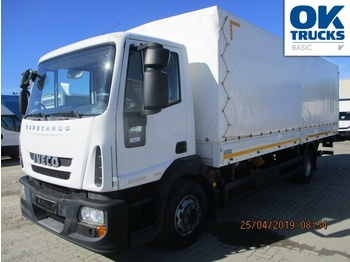 Iveco Eurocargo ML120E25 - curtainsider truck