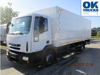 Iveco Eurocargo ML140E25 - curtainsider truck