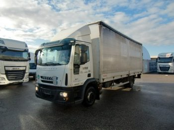Iveco ML140E25 Plane, Automatic, EEV + LBW - curtainsider truck