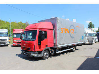 Curtainsider truck Iveco ML 75 E 18