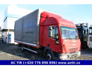 Curtainsider truck Iveco ML 80 EL 17: picture 1