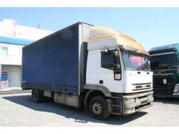 Curtainsider truck Iveco MP 190 E 34,MANUAL