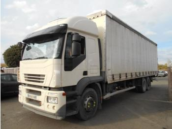 Iveco Stralis 360 - curtainsider truck