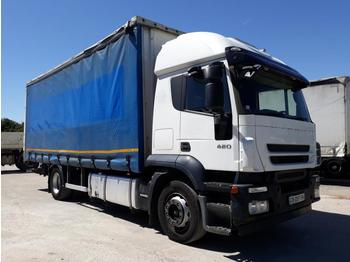 Iveco Stralis 420 - curtainsider truck