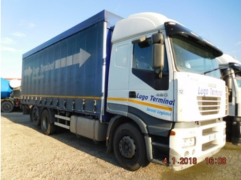Iveco Stralis SRALIS 480 - curtainsider truck