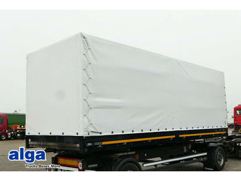 Curtainsider truck Junge, 7.200mm lang, NEUE PLANE !!
