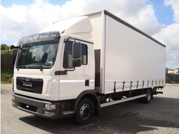Curtainsider truck MAN 12.250 TGL E5 (Tauliner): picture 1
