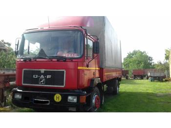 MAN 19.362 4x2 stake body - top - curtainsider truck