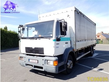 Curtainsider truck MAN L 2000 14.163: picture 1