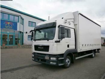 MAN TGL 8.250 4x2 BL LBW LX Haus ZF 12 AS  - curtainsider truck