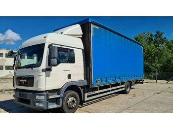 MAN TGM 15.250  - curtainsider truck