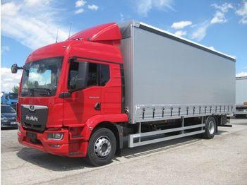 Curtainsider truck MAN TGM 18.290 BL 4x2