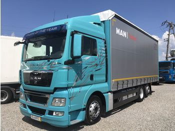 MAN TGX 26.440 E5 EEV 6x2 SUPER STAN - curtainsider truck
