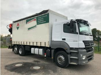 MERCEDES-BENZ 2536 - curtainsider truck