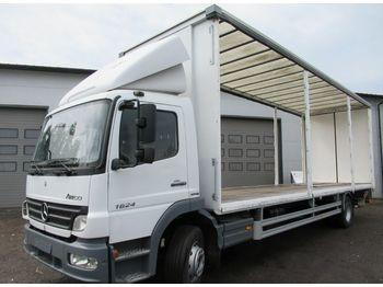 MERCEDES-BENZ ATEGO 1624 - curtainsider truck