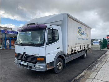 MERCEDES BENZ Atego 917 - curtainsider truck