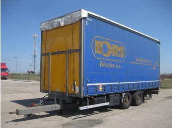 Curtainsider truck MERCEDES-BENZ MERCEDES-BENZ PANAV Actros 2542 Actros 2542 TV 18 L
