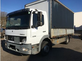MERCEDES-BENZ atego 1218 - curtainsider truck