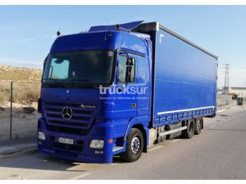 Mercedes 2546L - curtainsider truck