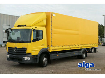 Mercedes-Benz 1230 L Atego/Euro VI/8,1 m. lang/LBW/AHK  - curtainsider truck