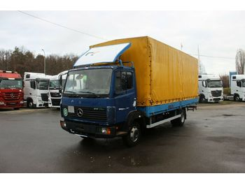Mercedes-Benz 817  - curtainsider truck