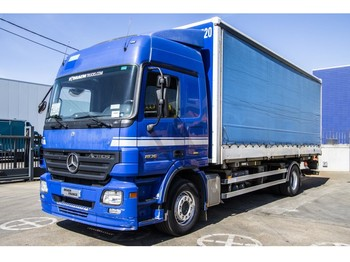 Mercedes-Benz ACTROS 1836 LS - MP2 - 3 PEDALS - curtainsider truck